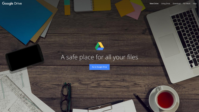 Google Drive (Docs/Sheets/Slides) screenshot